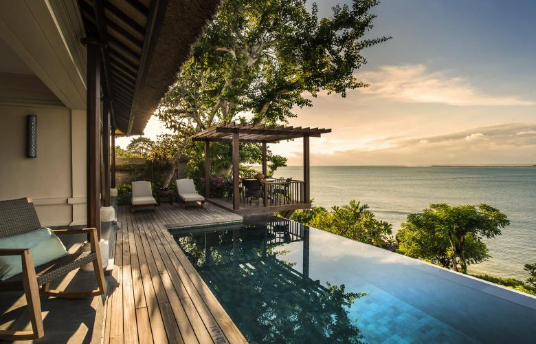 Survey says Indonesia's best resorts in Bali and Sumba