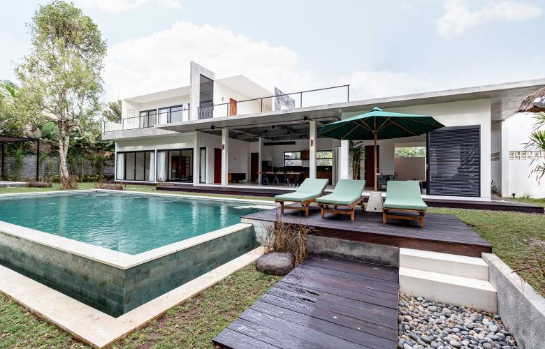 fabulous jungle house bedroom pictures | Pejeng, Ubud, BA, Indonesia - Modern home with fabulous ...